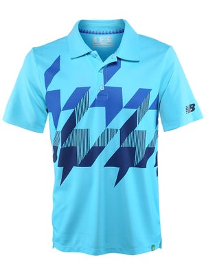 New Balance Mens Spring Geospeed Polo