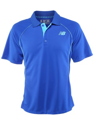 New Balance Mens Spring Baseline Polo