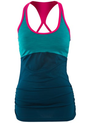 New Balance Womens Fall Hybrid Racer Tank