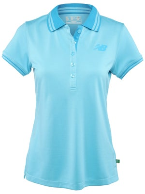 New Balance Womens Spring Speed Polo