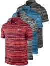 Nike Men's Winter Sphere Striped Polo