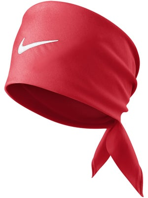 Nike Mens Summer Swoosh Bandana Red