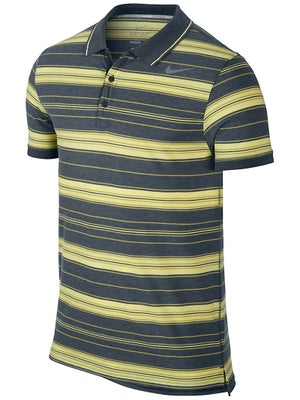 Nike Mens Winter Vapor Dri-Fit Touch Stripe Polo
