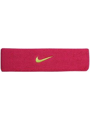 Nike Swoosh Headband Fireberry