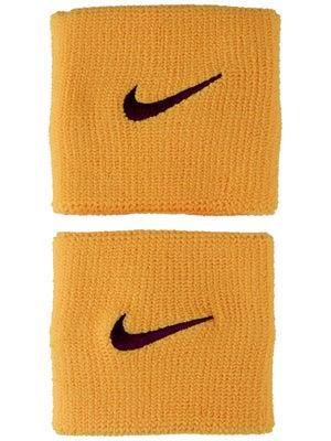 Nike Tennis Premier Wristbands Mango