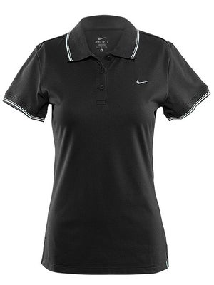 Nike Womens Basic Power Pique Polo