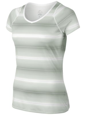 Nike Womens Spring Advantage Stripe Top