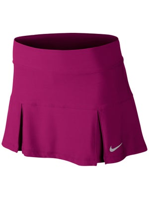 Nike Womens Spring Four Pleated Knit Skort
