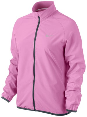 Nike Womens Spring Woven Full Zip Jacket