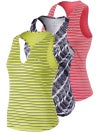 Nike Women's Summer Stripe Pure Tank