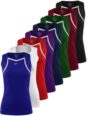 Nike Womens New Team Border Tank