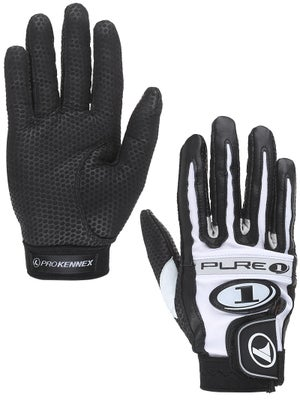 ProKennex Pure 1 Black Racquetball Gloves