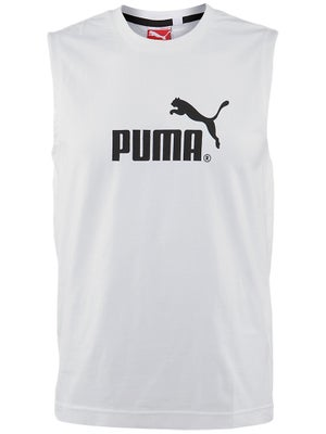 Puma Mens Fall Core Sleeveless Top