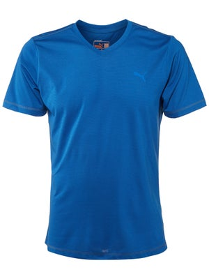 Puma Mens Spring Essentials V-Neck Crew