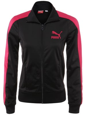 Puma Womens Fall T7 Track Jacket