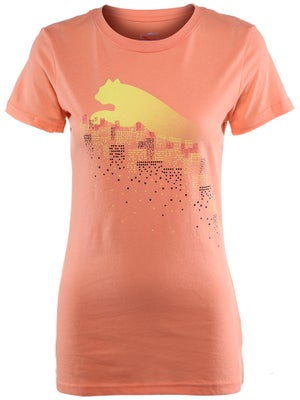 Puma Womens Summer Graphic Tee