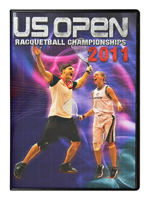Racquetball US Open DVD 2011