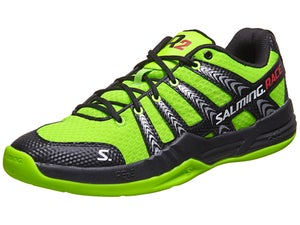 Salming Race R2 Mens Shoes Black/Green