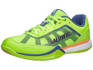 Salming 2016 Viper 2.0 Mens Shoes Gecko Green