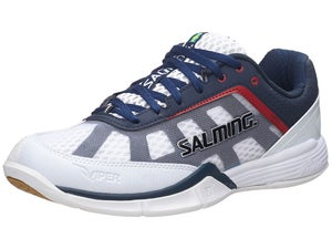 Salming 2016 Viper 2.0 Mens Shoes White/Navy