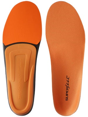 Superfeet Premium Insoles Orange