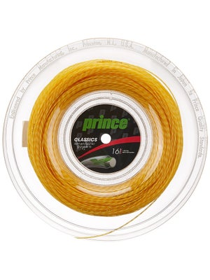 Prince Synthetic Gut 16 Duraflex String Reels