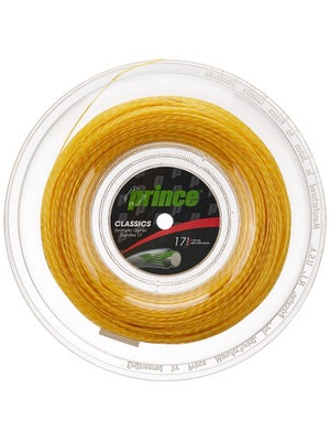 Prince Synthetic Gut 17 Duraflex String Reels