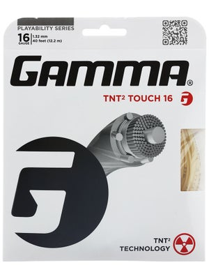 Gamma TNT2 Touch 16 Natural String