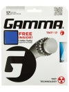 Gamma TNT2 17 String - Exclusive TW Colors w/Overgrip