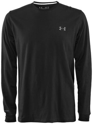 Under Armour Mens LS Charged Cotton Crew