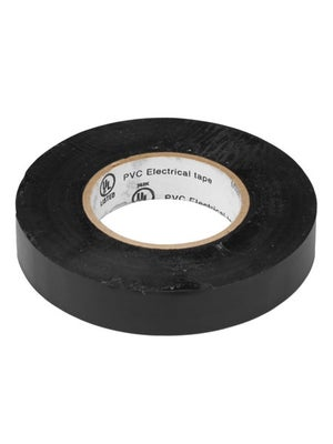 Tourna Vinyl Finishing Trim Tape Black