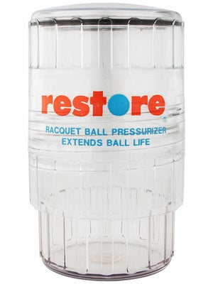 Unique Restore for Racquetballs