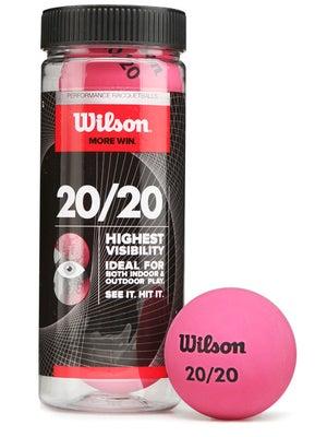 Wilson 20/20 3 Ball Can