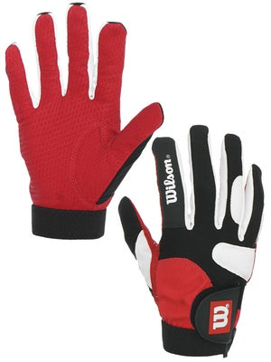 Wilson Red Zone Racquetball Gloves