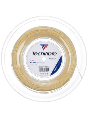 Tecnifibre X-One Biphase 17 String Reel